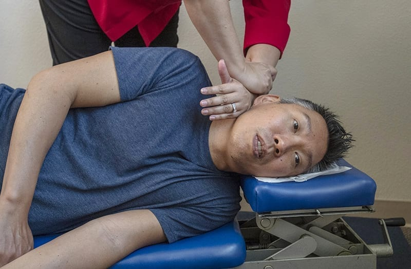 Nucca Migraine Treatment Adjustment